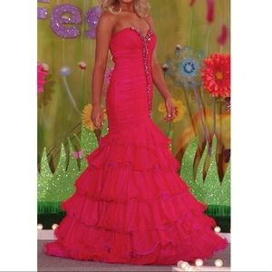 Sherri Hill Formal Pageant/Prom Gown